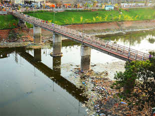 (Representative image) Jamshedpur, which ranked fourth on account of per capita water consumption, will be the first city of the country to become 'zero sewerage discharge city' in a year's time.