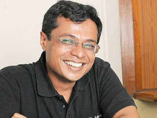 "Flipkart's Sachin Bansal took a potshot at rivals by tweeting, ""Alibaba deciding to start operations directly shows how badly their Indian investments have done so far."""