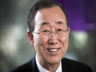 United Nations chief Ban Ki-moon today welcomed the removal of Islamic State jihadists from Syria's ancient Palmyra, calling for the site to be protected for future generations.