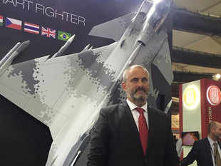 Sweden's Saab wants to be an Indian company, says Jan Widerstrom, Chairman and Managing Director of Saab India Technologies.