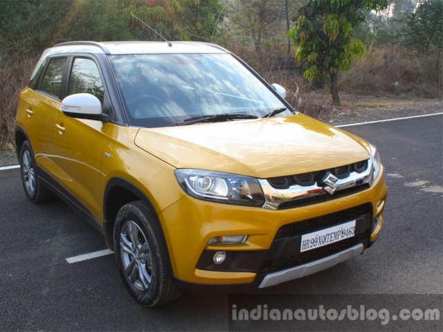 new car launches in keralaMaruti Vitara Brezza launched in Punjab Maharashtra Tamil Nadu