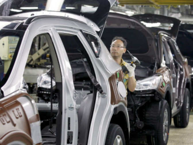 Hyundai Motor Records 3 4 Rise In March Sales