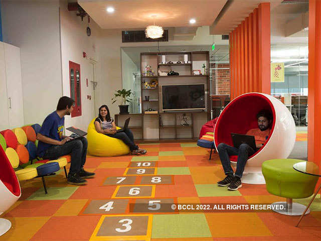 initstudios39 prefab garden office spaces. Colourful Big Inside Xiaomis Bengaluru Office Initstudios39 Prefab Garden Spaces
