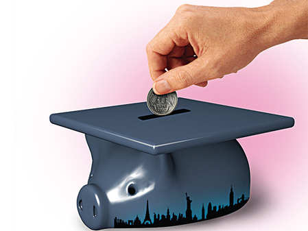 How to save and invest for your child's education