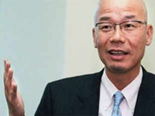 """Akito Tachibana, the newly-appointed managing director of Toyota Kirloskar Motor, says """"diesel is not a bad guy""""."""