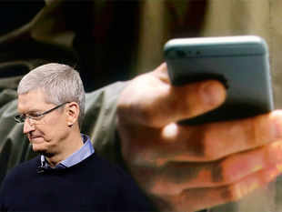 The bullish comments about India came when Apple reported its first drop in quaterly revenue growth in 13 years, which fell by 13% due to drop in global iPhone sales.