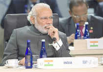 Modi's efforts to improve India's stand globally as well as improving administration at home got a thumbs up from a majority in the survey.
