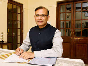 Disinvestment in central public sector enterprises (CPSEs) is undertaken as per the extant disinvestment policy of the government, Minister of State for Finance Jayant Sinha said.