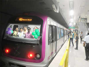 Bangalore Metro Rail Corporation Limited Could Double