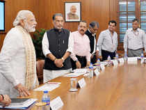 PM Narendra Modi has now asked for the pilot trials of DBT extension to food and fertiliser subsidy to be monitored closely.