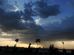 """Present weather conditions are indicating a promising beginning of Monsoon 2016 which is likely to usher in with a bang,"" Skymet said."