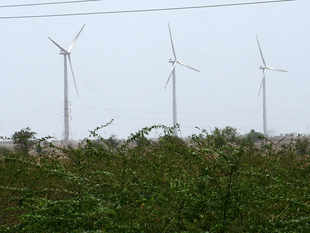 India has installed 26,736 MW of wind power, the fourth highest in the world after China, the US and Germany.