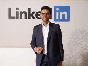 LinkedIn digitally mapping economy :   Akshay Kothari, Country Manager at LinkedIn