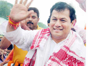 Sarbananda Sonowal,Assam CM
