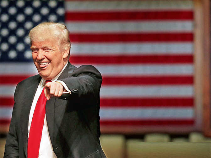 Essay on why donald trump should be president