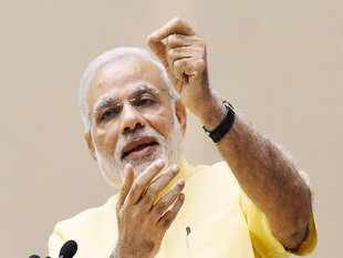 """The Prime Minister holds forth on various contemporary matters on """"Mann Ki Baat"""" programme on All India Radio every month."""
