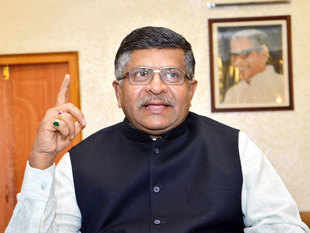 Will consider bringing law on call drops to protect interest of consumers  :    Ravi Shankar Prasad, Telecom Minister