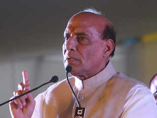 There will be clear majority for BJP in UP  :   Rajnath Singh, Home Minister of India