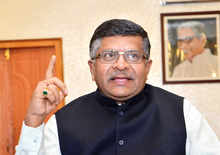 Communications (Ravi Shankar Prasad)