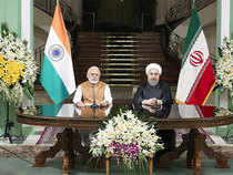 The bilateral agreements signed by India and Iran after detailed discussions between Modi and President Hassan Rouhani included one on setting up of an aluminium plant and another on laying a railway line to give India access to Afghanistan and Central Asia