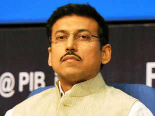 Government's two-way communication with citizens shaping policies  :   Rajyavardhan Rathore, Minister of State for Information and Broadcasting