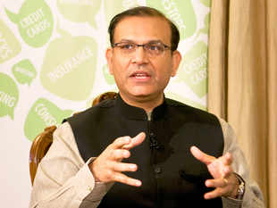 We want a national consensus on GST  :   Jayant Sinha, MoS for Finance