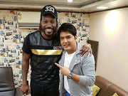 Same pinch: Kapil Sharma, Chris Gayle's lucky number is '9'