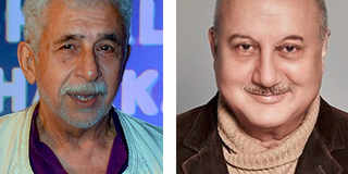 <b>ANUPAM SHAH</b> - Naseeruddin-Shah-Anupam-Kher-battle-it-out-over-Kashmiri-Pandits