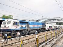 India tests high-speed Talgo coaches