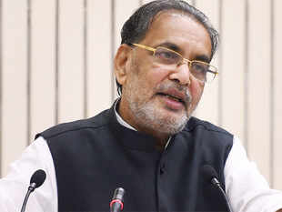 """India will """"definitely"""" see higher foodgrain output and overall growth in the agriculture sector in case the IMD prediction of a good monsoon """"comes true"""", Agriculture Minister Radha Mohan Singh said."""