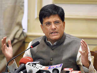 """Goyal made it clear that the govt is engaging with the US for a favourable outcome. """"As long as the bilateral resolution is in our interest, we are open to it,"""" he said."""
