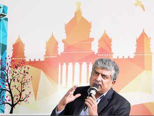 Nandan Nilekani backed  logistics company 4TiGO in 6 states now - Economic Times
