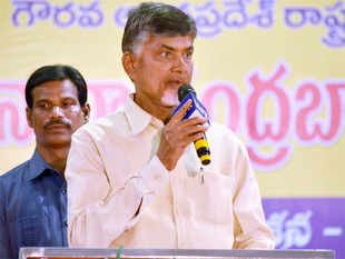 No need or vacancy for third front at Centre  :   Chandrababu Naidu, chief Minister of Andhra Pradesh