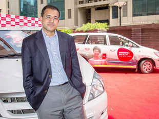 Uber is as big as Ola with 50% market share :    Amit Jain, Chief Creative Officer of Uber India