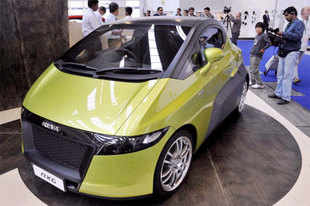 5 new luxury cars to hit Indian roads Indian car buyers look the SUV way Electric & hybrid cars at Frankfurt Auto Show New Honda Civic Hybrid Fuel-efficient cars