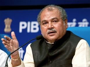 Revenue-sharing from mines will draw private companies :     Narendra Singh Tomar, Minister for Mines and Steel, India