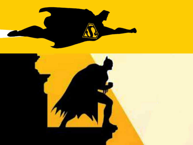 How Lessons Learnt From Comic Book Superheroes Can Help