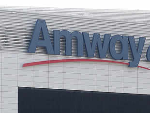 Amway aims to triple its turnover over next ten years.