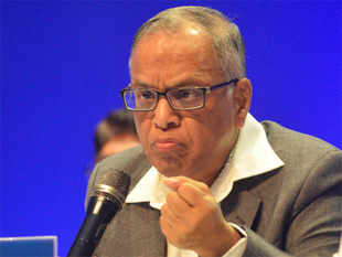 A Conversation With :    NR Narayana Murthy, Co-Founder, Infosys on the Indian economy