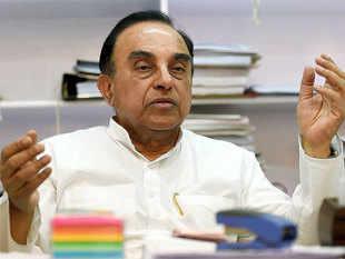 Abolish income tax to push growth: Subramanian Swamy
