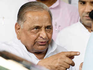 Interview With :   Mulayam Singh Yadav, Chief of Samajwadi Party