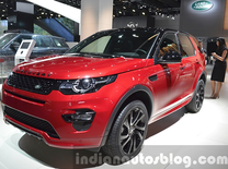 Land Rover Discovery Sport petrol launched