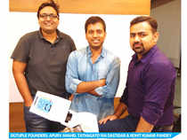 SigTuple, a healthcare Startup was started by three enthusiastic young techies Tathagato Rai Dastidar, Rohit Kumar Pandey and Apurv Anand.