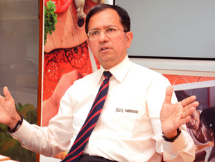 Interview With :   Suresh Narayanan, Chairman of Nestle India