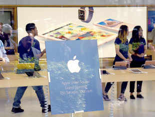 FDI in  single-brand retail: Easing of sourcing norm may open doors for Apple Stores - Economic Times