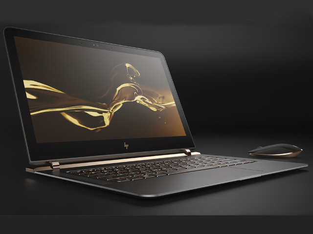 World S Thinnest Laptop Hp Spectre 13 World S Thinnest