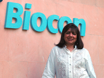 "Biocon Chairperson Kiran Mazumdar Shaw said, ""India has a significant number of NAION patients and we are pleased to be the first bio-pharma company to provide this therapy."""