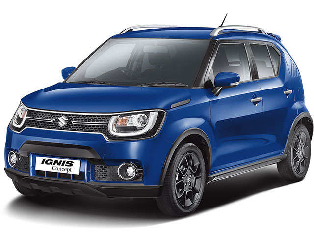 new interior new maruti ignis 5 things to know the economic times