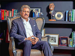 A Conversation With :   Anand Mahindra, Chairman of the Mahindra Group On Government Reforms Strategy