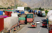 Logistics parks, act as hubs for freight movement enabling cargo aggregation and distribution